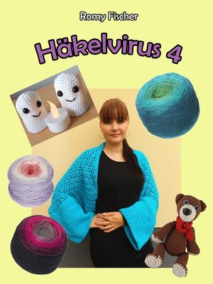 cover image of Häkelvirus 4