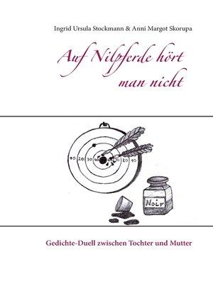 cover image of Auf Nilpferde hört man nicht