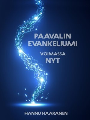 cover image of Paavalin evankeliumi