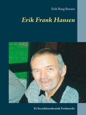 cover image of Erik Frank Hansen