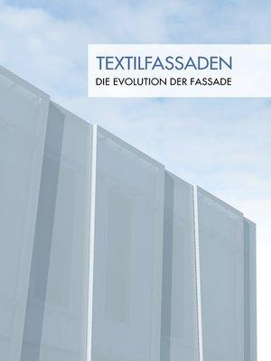 cover image of Textilfassaden