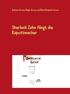 cover image of Sherlock Zahn fängt die Kaputtmacher