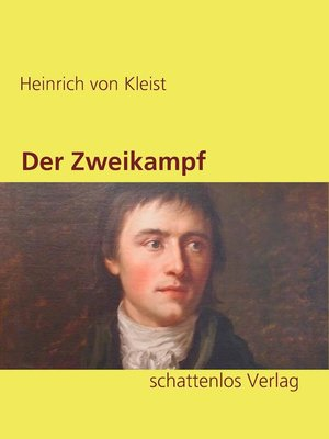cover image of Der Zweikampf