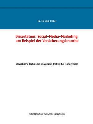 media dissertation