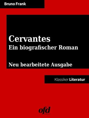 cover image of Cervantes