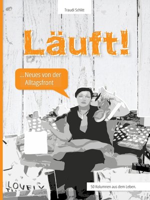 cover image of Läuft!