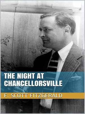 cover image of The Night at Chancellorsville
