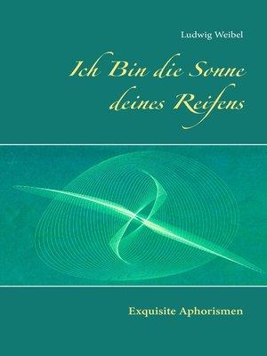 cover image of Ich Bin die Sonne deines Reifens