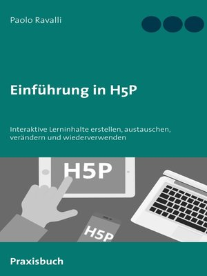 cover image of Einführung in H5P