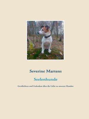 cover image of Seelenhunde