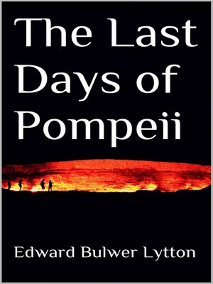 cover image of The Last Days of Pompeii