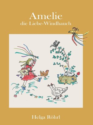 cover image of Amelie--die Liebe-Windhauch
