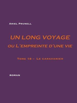 cover image of Un long voyage ou L'empreinte d'une vie--tome 18