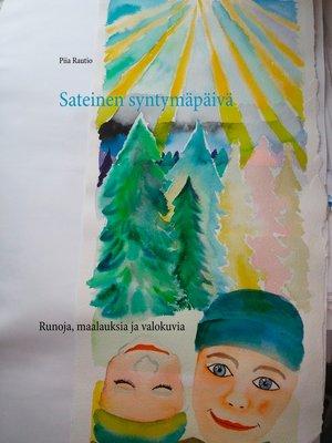 cover image of Sateinen syntymäpäivä