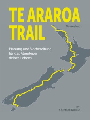 cover image of Te Araroa Trail