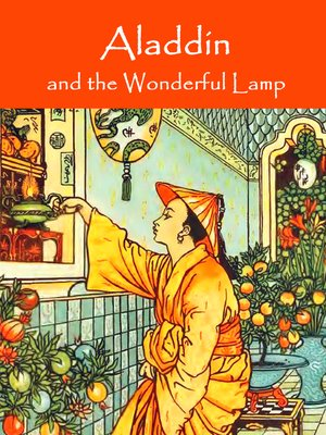 cover image of Aladdin and the Wonderful Lamp