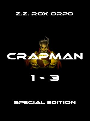 cover image of Crapman 1-3 Special Edition