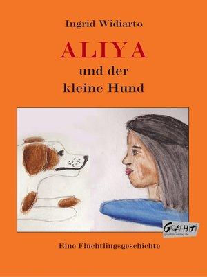 cover image of Aliya und der kleine Hund