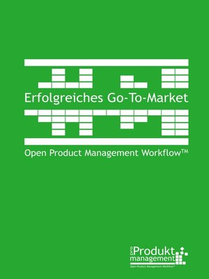 cover image of Erfolgreiches Go-to-Market nach Open Product Management Workflow
