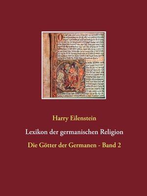 cover image of Lexikon der germanischen Religion