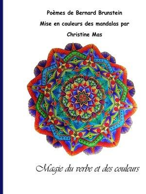 cover image of Magie du verbe et des couleurs