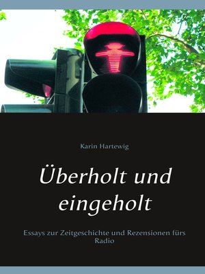 cover image of Überholt und eingeholt