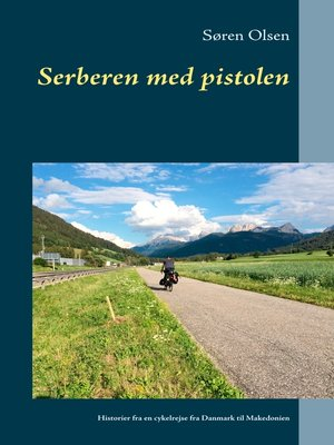 cover image of Serberen med pistolen
