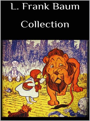 cover image of L. Frank Baum Collection