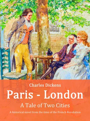 cover image of Paris--London