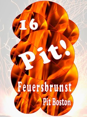 cover image of Pit! Feuersbrunst