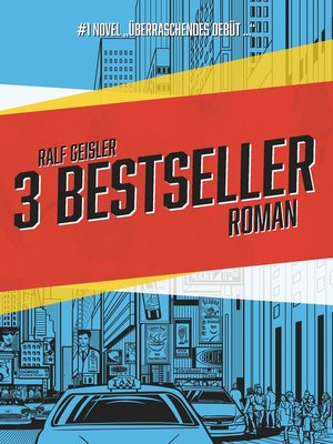 cover image of 3 Bestseller