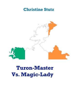 cover image of Turon-Master Vs. Magic-Lady
