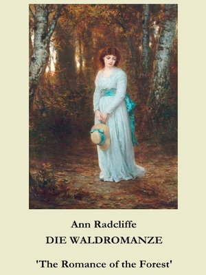 cover image of Die Waldromanze