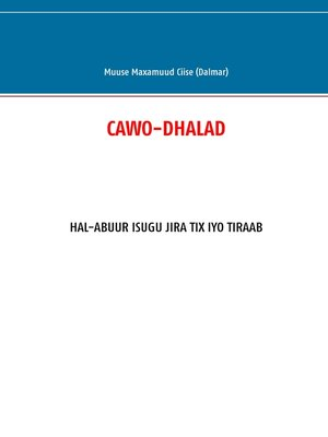 cover image of CAWO-DHALAD