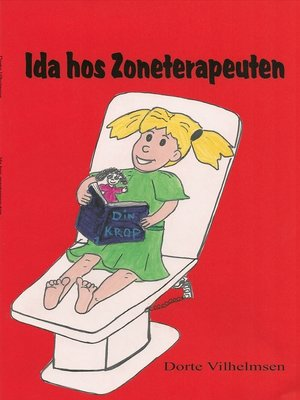 cover image of Ida hos Zoneterapeuten