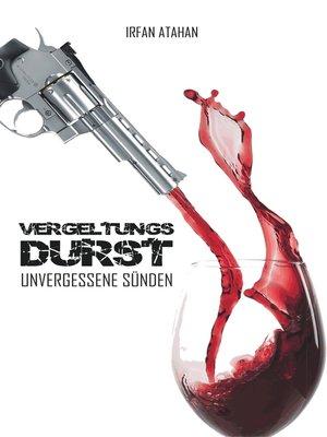 cover image of Vergeltungsdurst