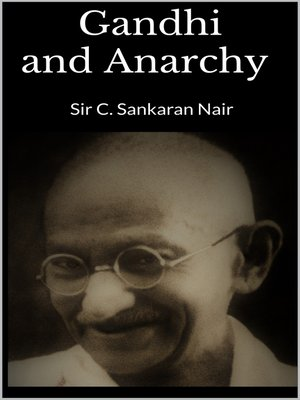 cover image of Gandhi and Anarchy