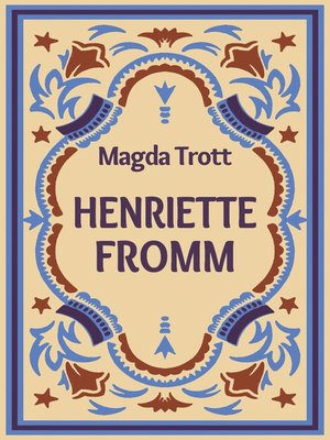 cover image of Henriette Fromm