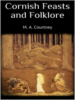 cover image of Cornish Feasts and Folklore