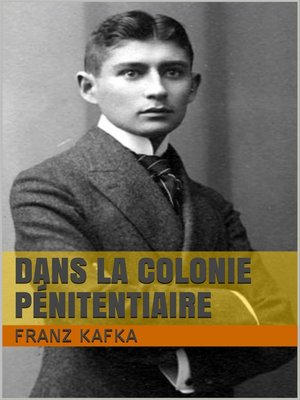 cover image of Dans la Colonie pénitentiaire