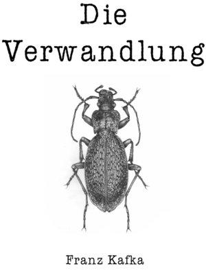 cover image of Die Verwandlung