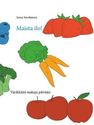 cover image of Maista ilo!