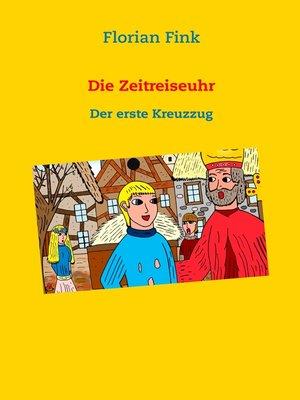 cover image of Die Zeitreiseuhr