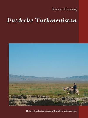 cover image of Entdecke Turkmenistan