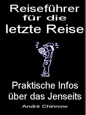 cover image of Reiseführer für die letzte Reise
