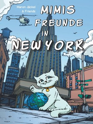 cover image of Mimis Freunde in New York