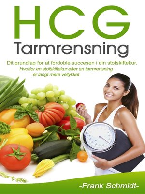cover image of HCG Tarmrensning