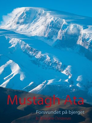 cover image of Mustagh Ata