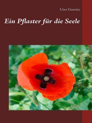 cover image of Ein Pflaster für die Seele
