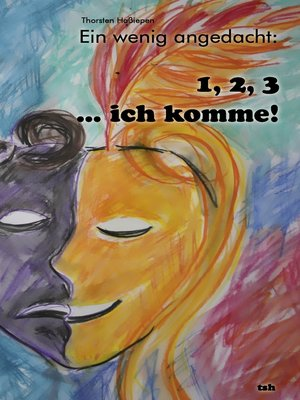 cover image of Ein wenig angedacht